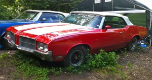 71 Olds Cutlass Supreme