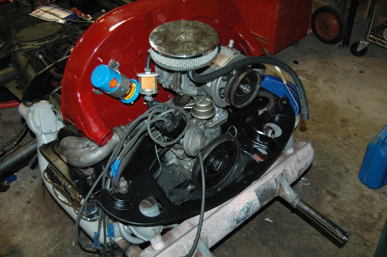 1966 vw beetle engine mechanics noah greger for Vw beetle motor parts
